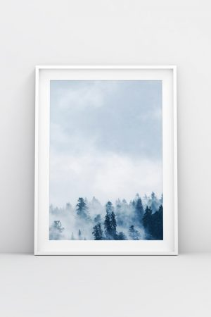 Pacific Northwest Print